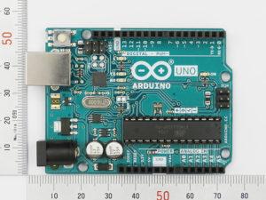 Arduino-Uno(大きさ)