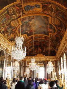 ヴェルサイユ宮殿美術館⑪