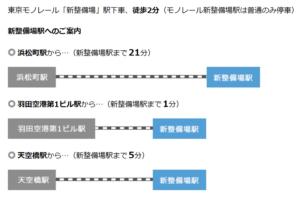 JAL工場アクセス2